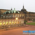 Im Zwinger Dresden