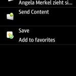 BeeTagg QR-Reader - Screenshot c't-Auflösung