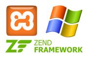 Zend Framework mit XAMPP und vhosts unter Windows