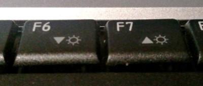 F6-F7-Keys